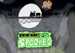 Duncan Gets Spooked poster by Dan-the-Countdowner