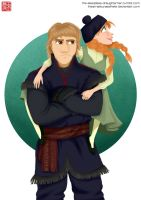Ugh (says Kristoff) by TheAmateurAesthete