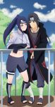 PC: Naya and Itachi by Chloeeh