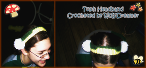Toph Headband by W0IfDreamer