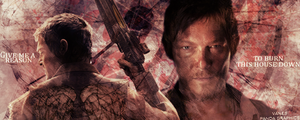 The Walking Dead by AnnVanes
