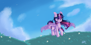 Good Day by SnowSky-S