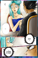 DBZ - Luck is in Soul at Home - Luck 12 Page 4 by RedViolett