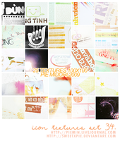 Icon Textures set 34 by sweetxpie
