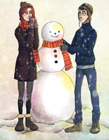 Snowman you'll be grifendor by RitsuTainaka13