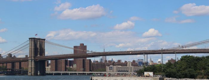 Brooklyn Bridge by LevyMcGarden-Redfox