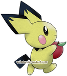 Pokeddexy: Day 21: Favorite Baby by Volmise