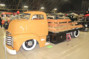 50 Chevy COE by DrivenByChaos