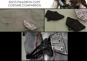 Assassins Creed - Pauldron Clips - Work In Progres by Mandi180sx