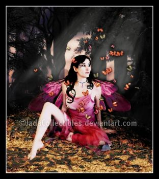 Woodland Fairy by JadaCollectibles