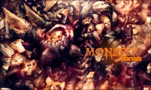 Monster by WarGFX