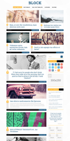 Block WordPress Blog by webdesigngeek