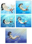 Sunbeams 2007-2015 by CarlaGriffin