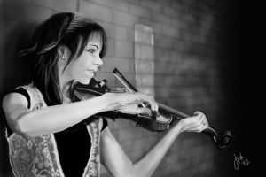 Lindsey Stirling by JSBzgz
