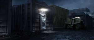 LV426 Shack by steve-burg