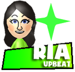 Mii Profile Icon - Ria by Kulit7215
