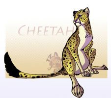 Cheetah by IzaPug