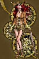 Steampunk Fashion by Roys-Art