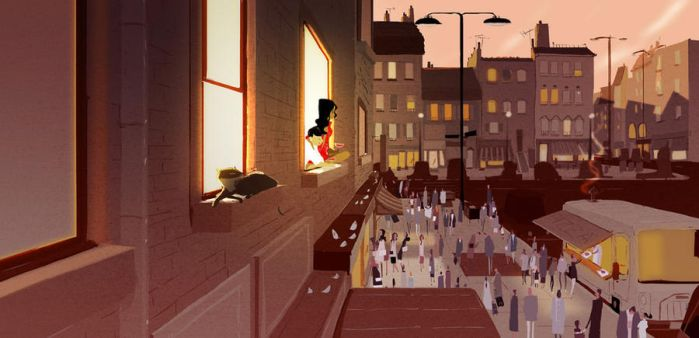 The evening crowd by PascalCampion