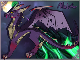 Malefor my version by XxEvias-Toxic-LovexX