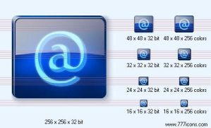 E-mail Icon by dedumber