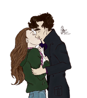 Sherlolly Coloring by JustAGirlCalledLex
