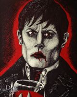 Barnabas Collins by PersistenceisFutile