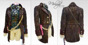 Mad Hatter Costume by Nocte-Angelus