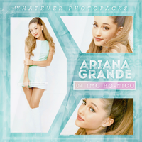 +Photopack: Ariana Grande by Whatever-Photopacks