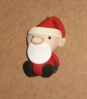 Santa Ornament 2 by Rook-XIII