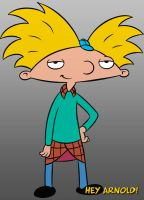 Hey Arnold by maxintoch