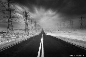 Road Infinite by eyesweb1