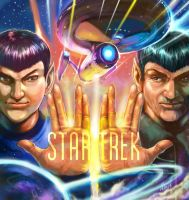 STAR TREK by tman2009