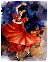 Flamenco by Vassantha