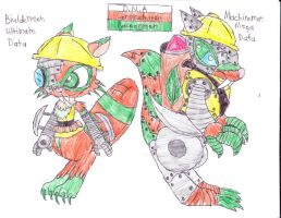 htf digimon dna Handy Lifty by anolelightdragon