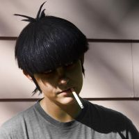 Completed Murdoc Cosplay by krazorspoon