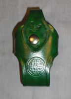 Celtic Cell Phone Case by wolfsax