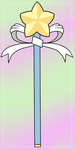 ::Asteria's Star Staff:: by SwirleePJ