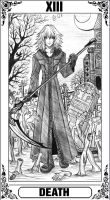 KH Tarot: Death by Autumn-Sacura