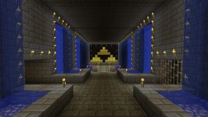Minecraft pic 12 (Ruins of the Triforce) by JRDN762
