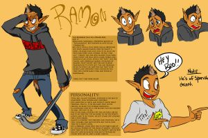 Ramon by mellow-monsters