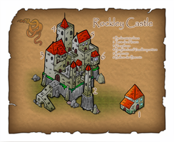Rockley Castle - Reimagined by DarthAsparagus