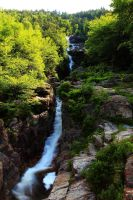 Stock: Long Waterfall by Celem