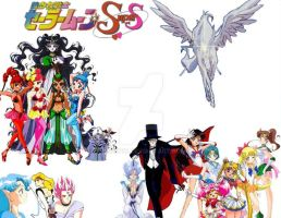 Sailor Moon SuperS by Pokey57