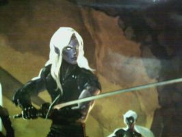 The Drow by PoisonPineappleBread