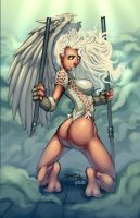 Angel 6 by redeve