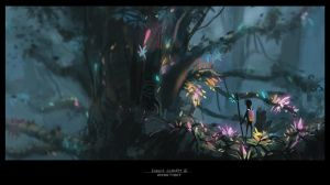 Forest IV by Nathan-Pierce