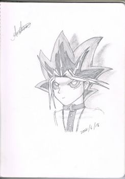 yu-gi-oh fail project by artingandrew