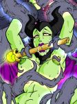 Goon's Revenge Maleficent Exclusive art teaser by Mad-projectNSFW