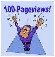 100 days 100 pageviews by Ji-man